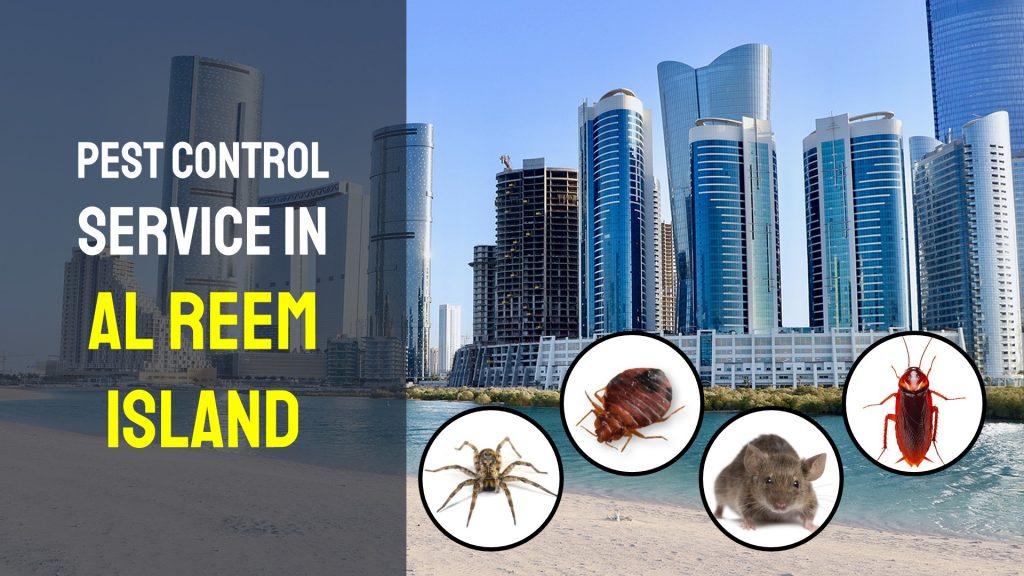 Al Reem Island Pest Control