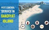 Saadiyat Island Pest Control