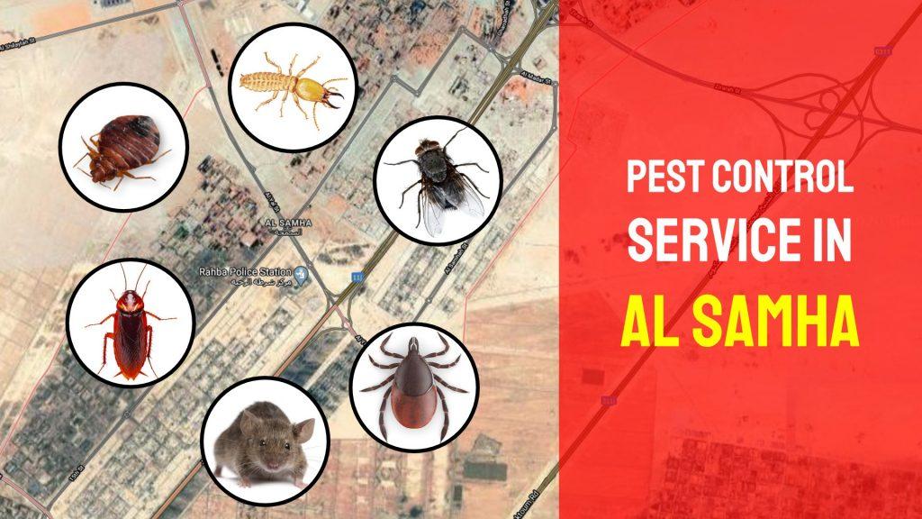 Samha Pest Control Service