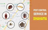 Shahama Pest Control Service