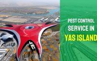 Yas Island Pest Control